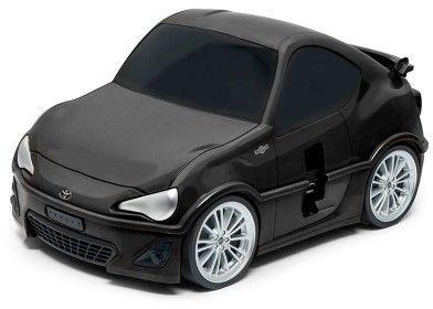 Toyota GT 86 - czarny - Walizka samochód Welly Ridaz