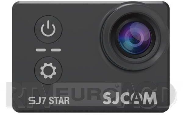 Kamera SJCAM SJ7 STAR 4K czarna