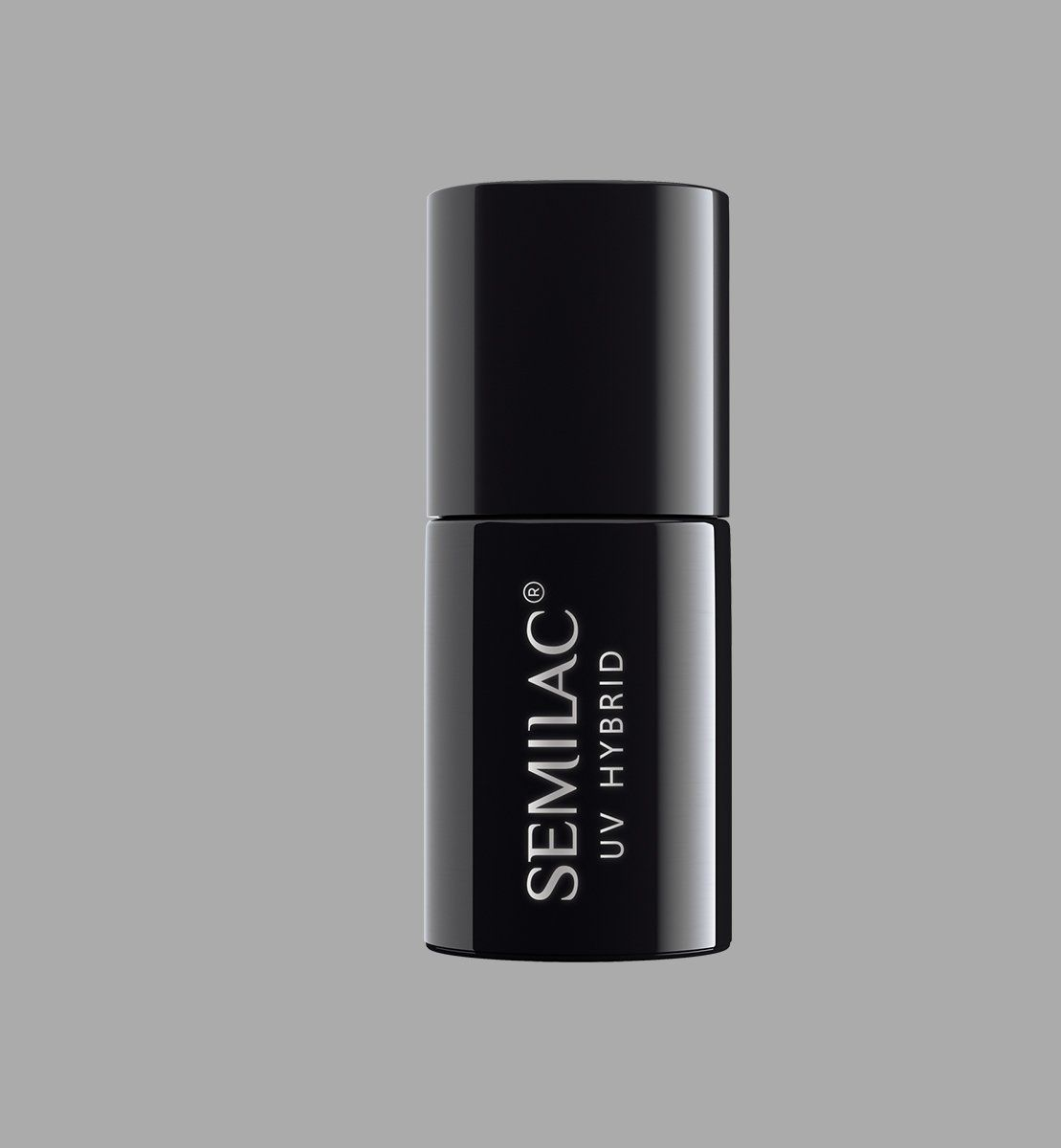 SEMILAC 105 Stylish Gray UV LED Lakier Hybrydowy 7ml