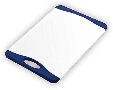 Excelsa deska do krojenia, antybakteryjna, tworzywo sztuczne, wielokolorowa, 29 x 20 cm, wielokolorowa