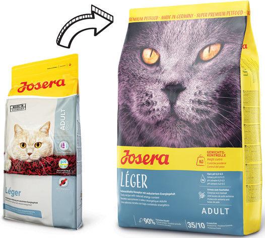 Josera Emotion Leger Adult Cat 2kg Josera DLA ZAMÓWIEŃ + 99zł GRATIS!