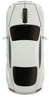 Bentley Continental GT Speed - srebrny - Mysz bezprzewodowa samochód Autodrive
