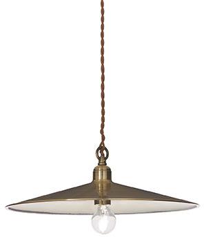 Lampa wisząca Cantina SP1 Big 112701 Ideal Lux klasyczna oprawa w kolorze patyny