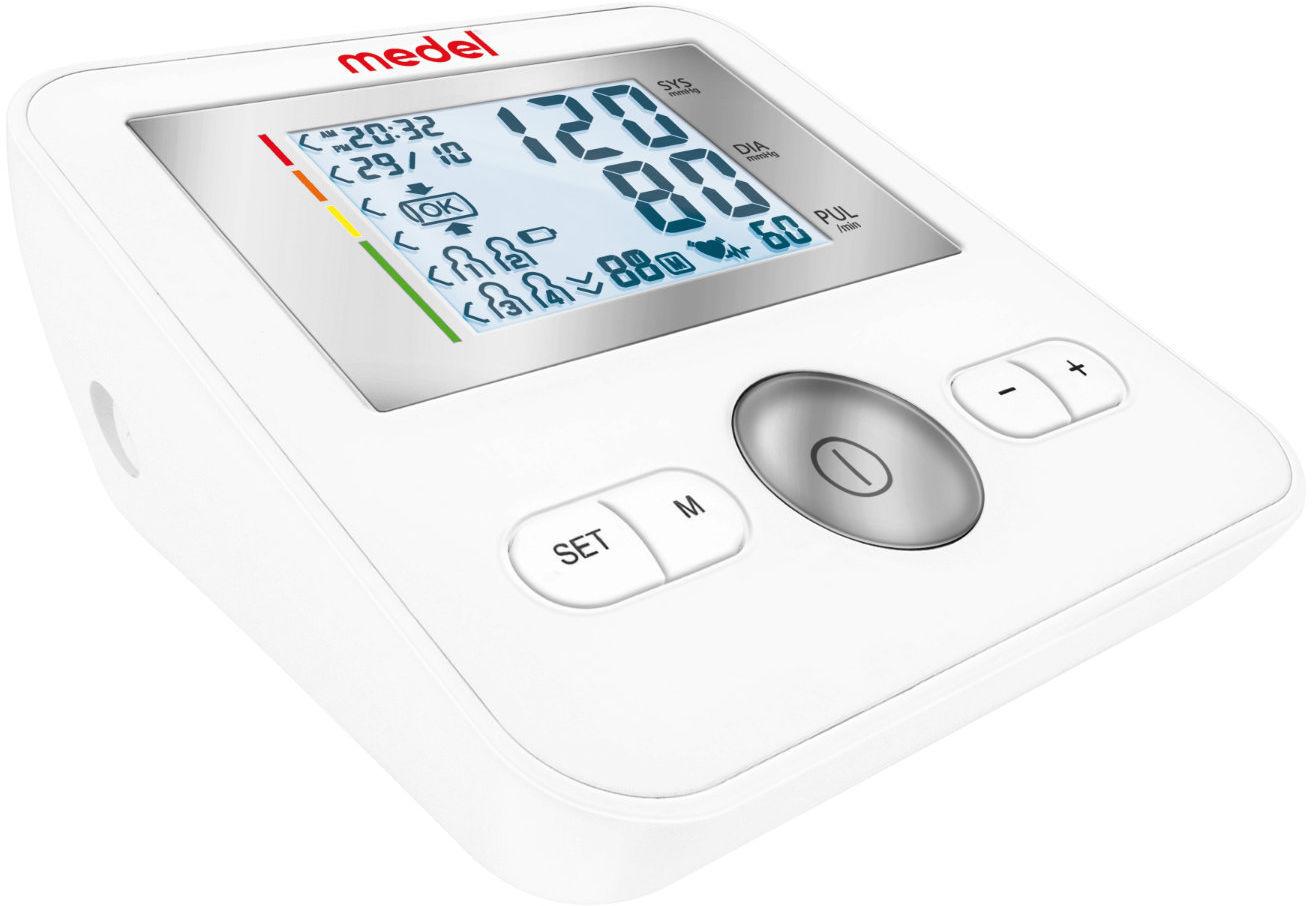 MEDEL Control Ciśnieniomierz naramienny 22-42 cm z ESH, IHB i pamięcią 4x30