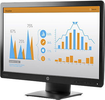 Monitor HP ProDisplay P232 K7X31AA