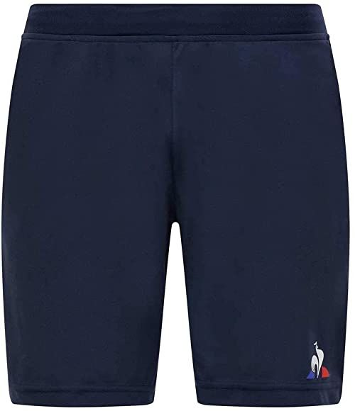Le Coq Sportif damskie krótkie spodnie tenisowe N 2 M Dress Blues niebieski niebieski (dress Blues) L