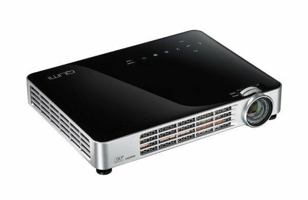 Projektor Vivitek Qumi Q7 Plus czarny + UCHWYTorazKABEL HDMI GRATIS !!! MOŻLIWOŚĆ NEGOCJACJI  Odbiór Salon WA-WA lub Kurier 24H. Zadzwoń i Zamów: 888-111-321 !!!