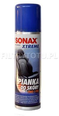 SONAX Xtreme Pianka do skóry 250ml (289100)