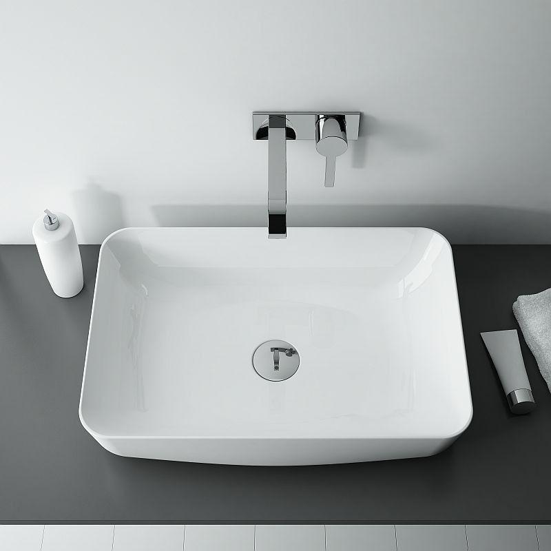 Umywalka nablatowa 50 Nomia Elita (145042)
