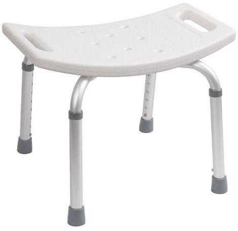 ARmedical Krzesło prysznicowe bez oparcia AR-202