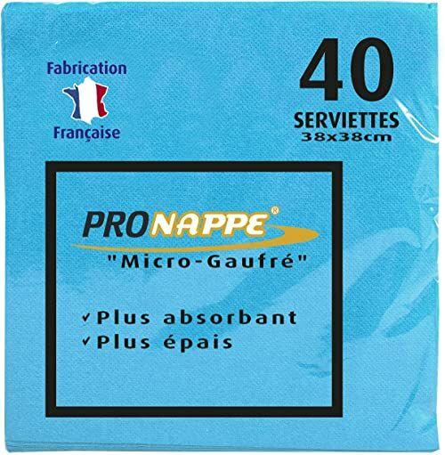 Pro Nappe Ręcznik, turkusowy, 38 x 38 cm