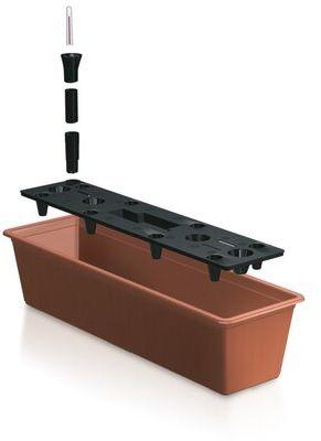 Prosperplast Skrzynka Balcony samonawadniająca terrakota, 60 cm