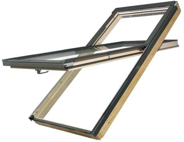 Okno dachowe Fakro o podwyższonej osi FYP-V U5 proSky