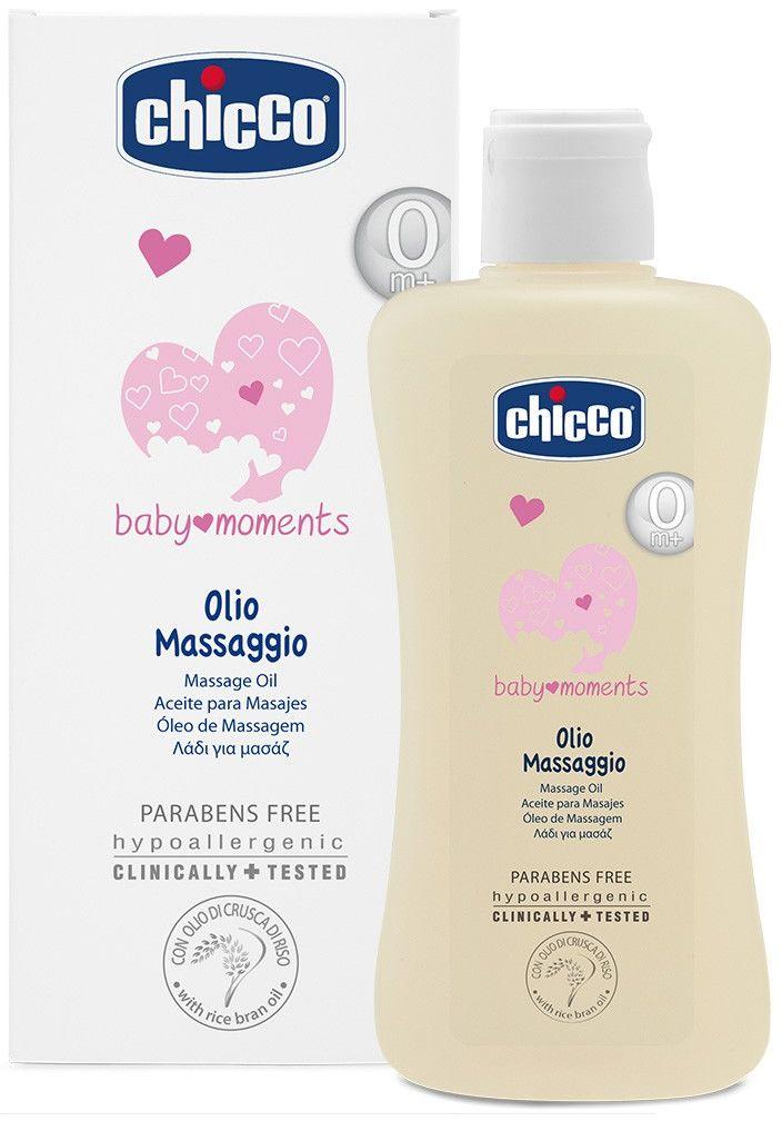 Chicco Oliwka do masażu 0m+ Oliwka do masażu