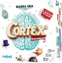 Cortex 2 ZAKŁADKA DO KSIĄŻEK GRATIS DO KAŻDEGO ZAMÓWIENIA