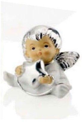 Figurka Aniołek z gwiazdką Rozmiar: H 6 cm SKU: VS 410