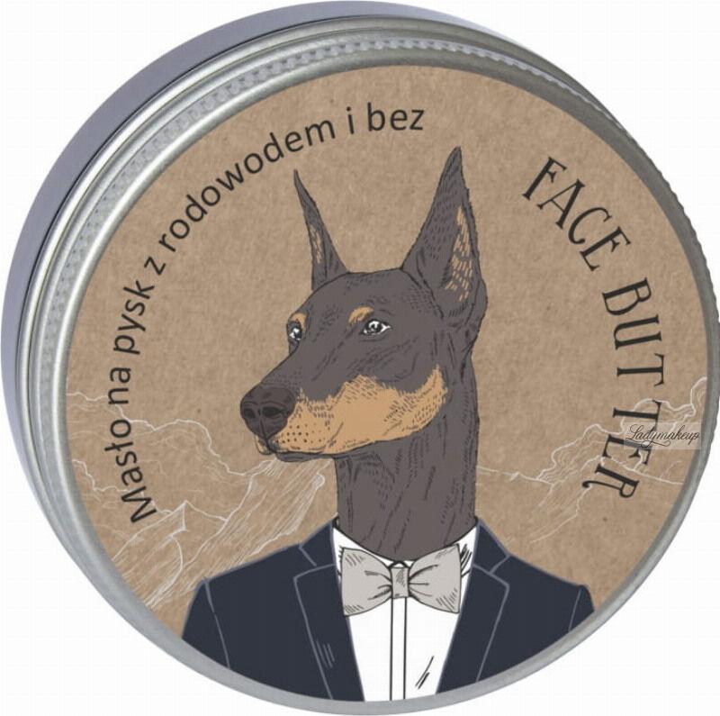 LaQ - Face Butter - Masło do twarzy dla mężczyzn - Doberman - 50 ml