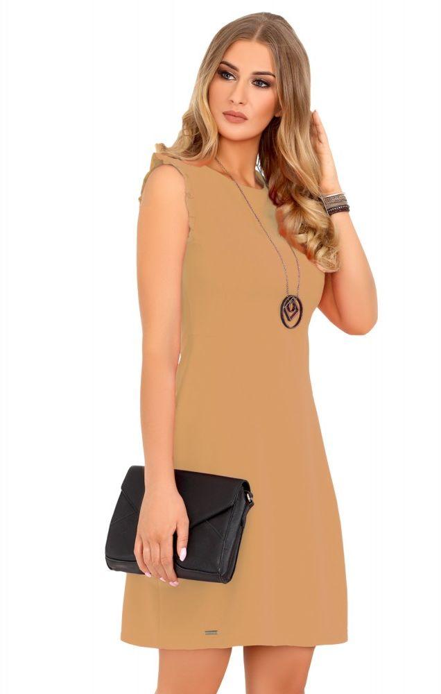 Kerrien Carmel 85493 sukienka