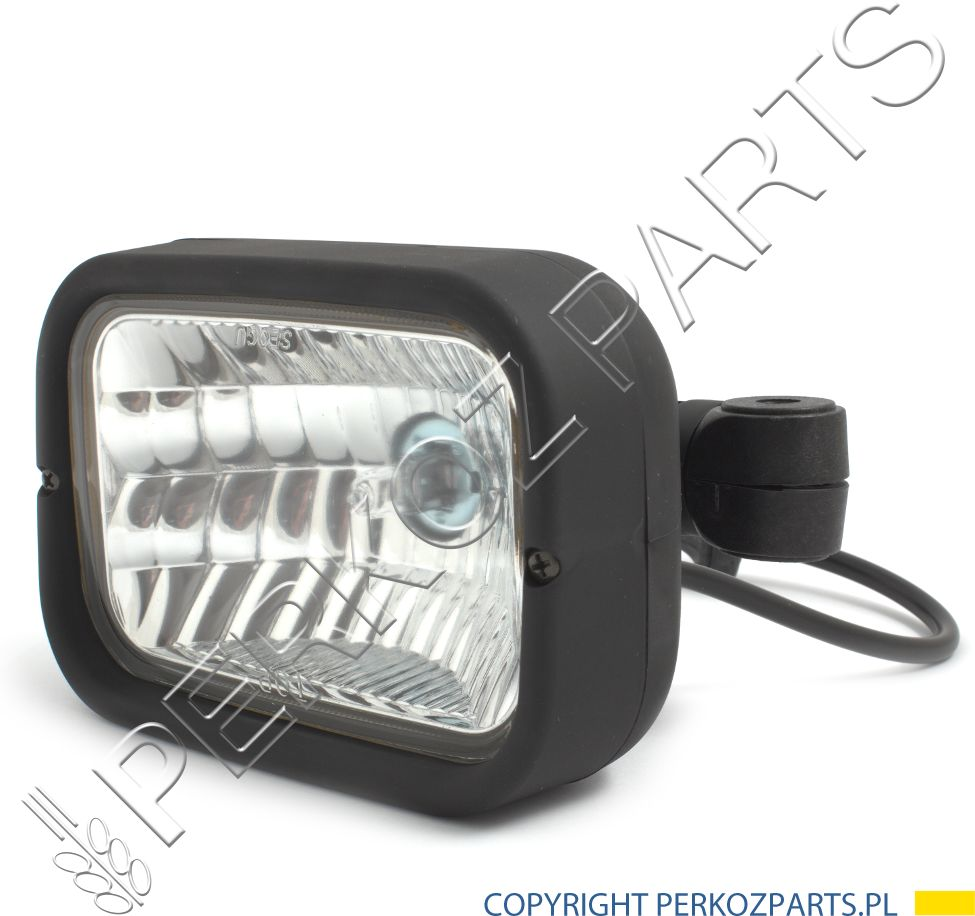 HALOGEN LEWY LAMPA ROBOCZA NEW HOLLAND 87638105