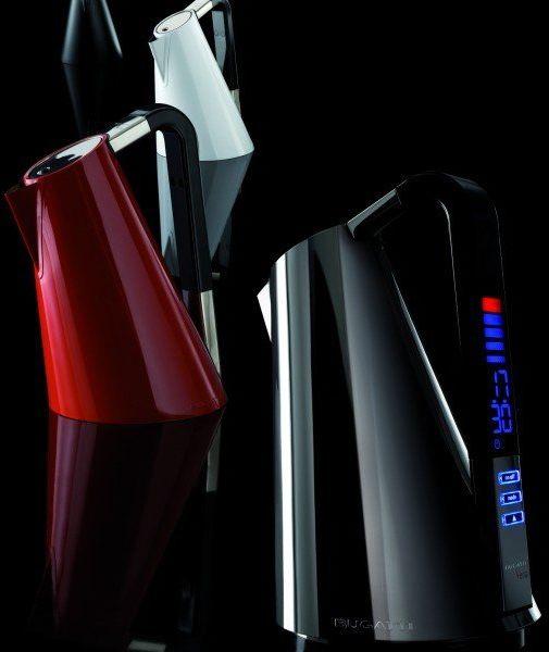 Casa Bugatti VERA Czajnik Elektryczny - Czarny