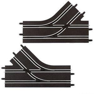 Carrera GO!!! - Mechaniczna Zmiana Toru L+P - 61618