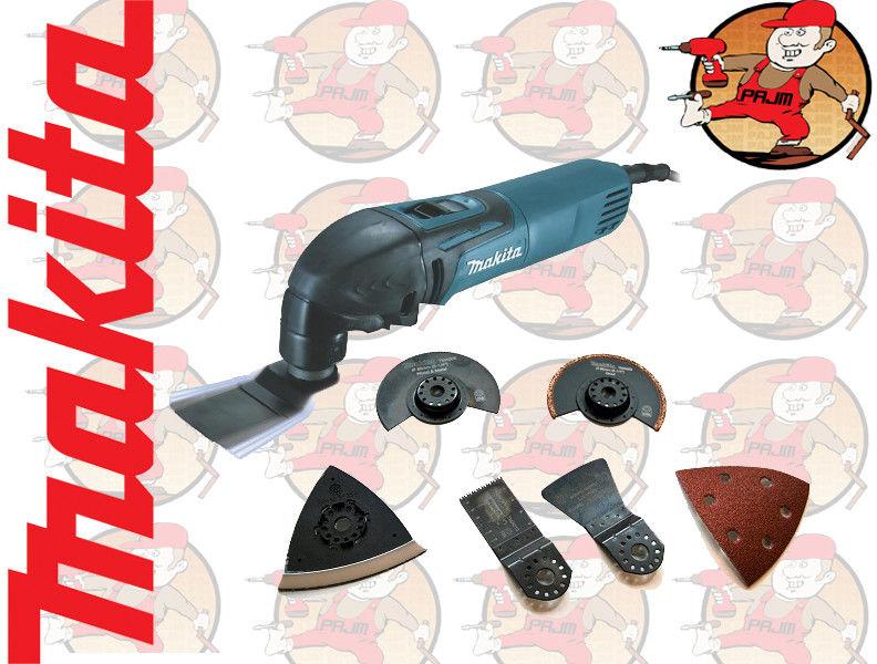 narzędzie wielofunkcyjne 320W w zestawie [TM3000CX6]
