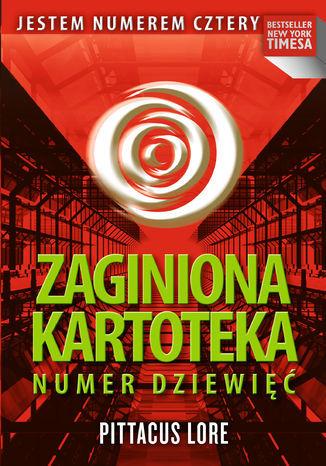Zaginiona kartoteka Numer Dziewięć - Ebook.