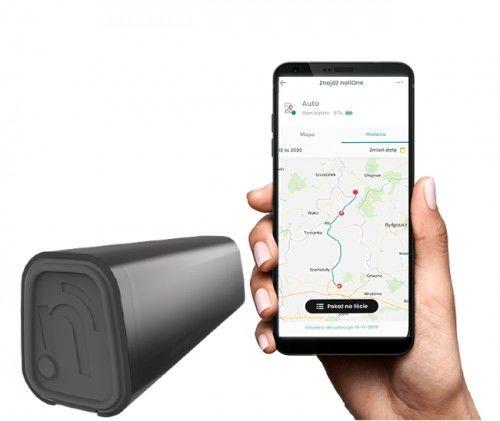 Mały Lokalizator NotiOne GPS z Abonamentem w cenie
