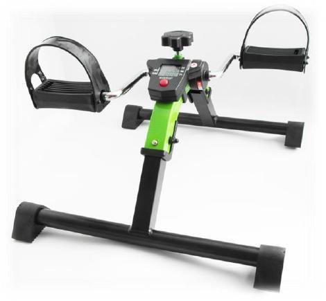 Domowy mini-rower treningowy rehabilitacyjny dla seniorów Genesis Plus
