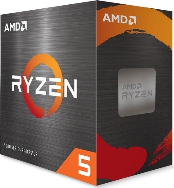 AMD Ryzen 5 5600X 3.7GHz 6-core BOX