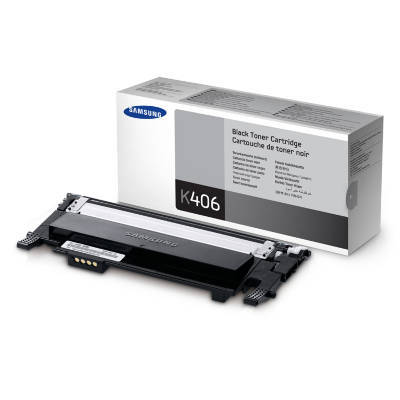 Toner Oryginalny Samsung CLT-K406S (SU118A) (Czarny) - DARMOWA DOSTAWA w 24h