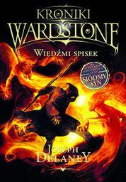Kroniki Wardstone 4 Wiedźmi spisek ZAKŁADKA DO KSIĄŻEK GRATIS DO KAŻDEGO ZAMÓWIENIA