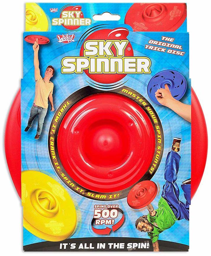 Sky Spinner Flying Sports Tricks Disc