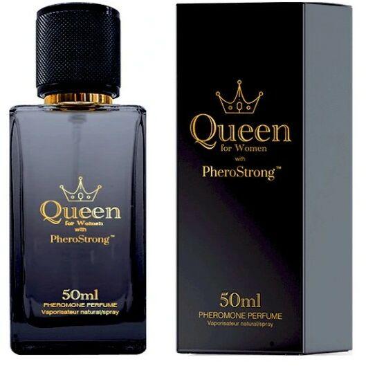 PheroStrong Queen - damskie perfumy z feromonami 50 ml