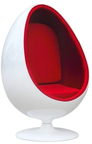Fotel Ovalia insp. Ovalia Egg