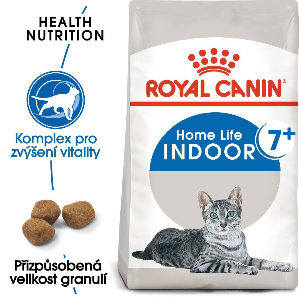 Royal Canin cat INDOOR + 7