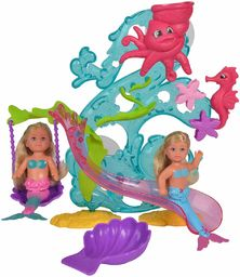 Simba 105733350 Evi Love Mermaid Water Fun