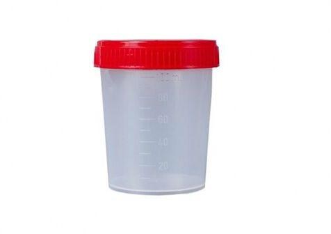 Pojemnik do analizy moczu - sterylny 100ml