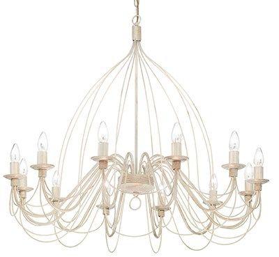 Lampa wisząca Corte SP12 Ideal Lux oprawa wisząca w klasycznym stylu