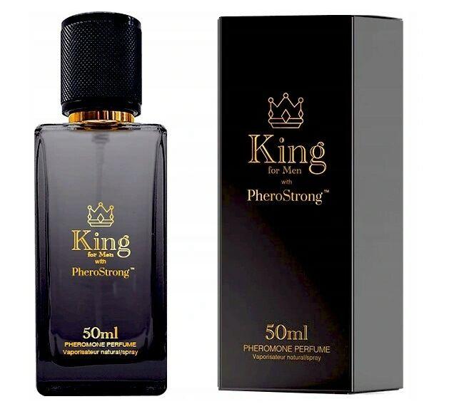 PheroStrong King - męskie perfumy z feromonami 50 ml