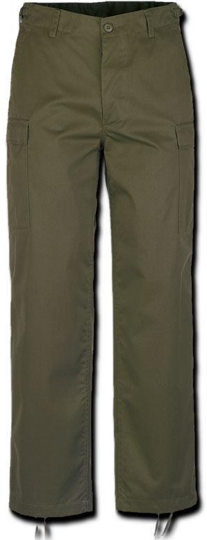 Brandit Spodnie Bojówki BDU US Ranger Olive
