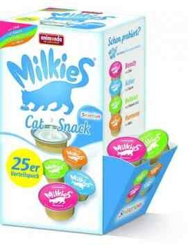 Animonda Milkies Snack dla Kota Mix Smaków 20 x 15 g