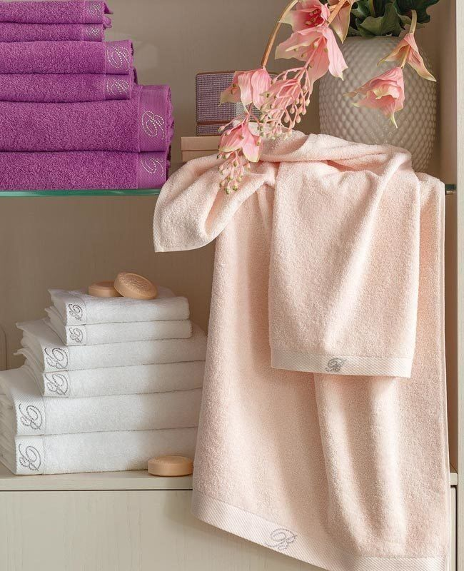 Komplet ręczników Blumarine Benessere White