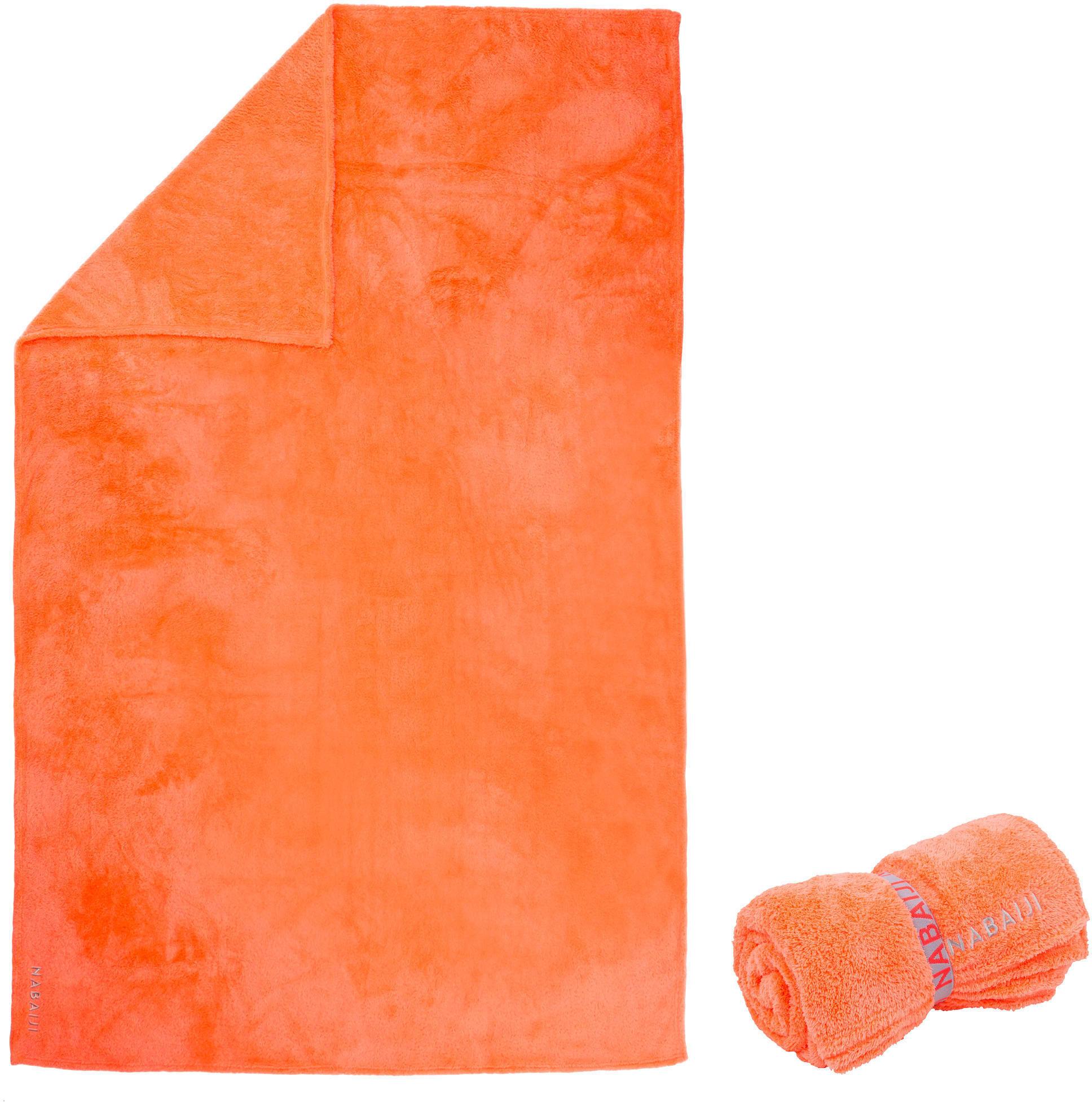 Ręcznik Z Miękkiej Mikrofibry Xl 110 X 175 Cm
