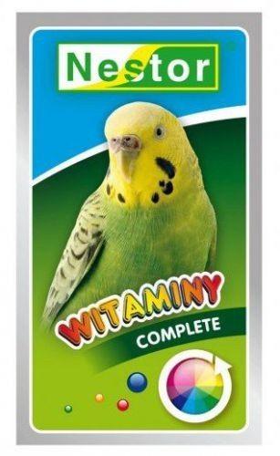 Nestor Nestor Witaminy dla małych papug - ogólne Complete