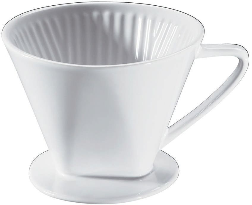 Cilio - filtr do kawy, rozmiar 4  14,00 cm - 14,00 cm