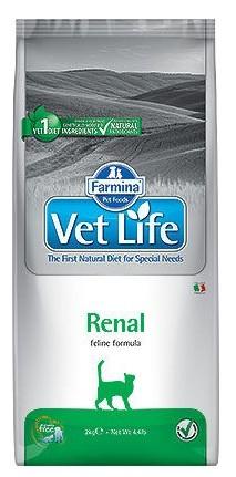 FARMINA Vet Life Renal 2 kg Cat