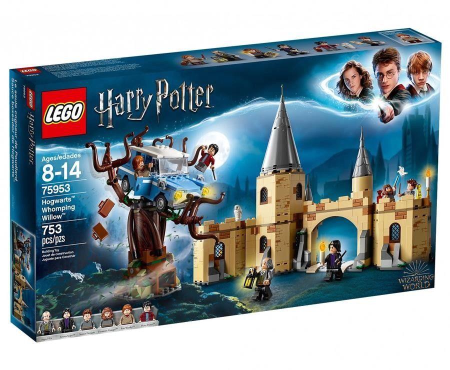 Lego Harry Potter - Wierzba bijąca z Hogwartu 75953