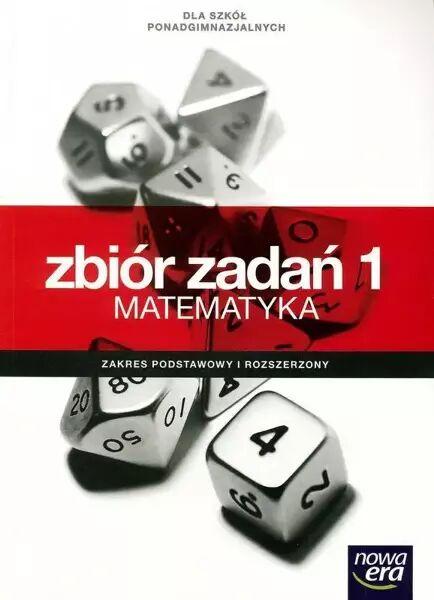 Matematyka LO 1 Zbiór zadań ZPR NE - Marcin Wesołowski