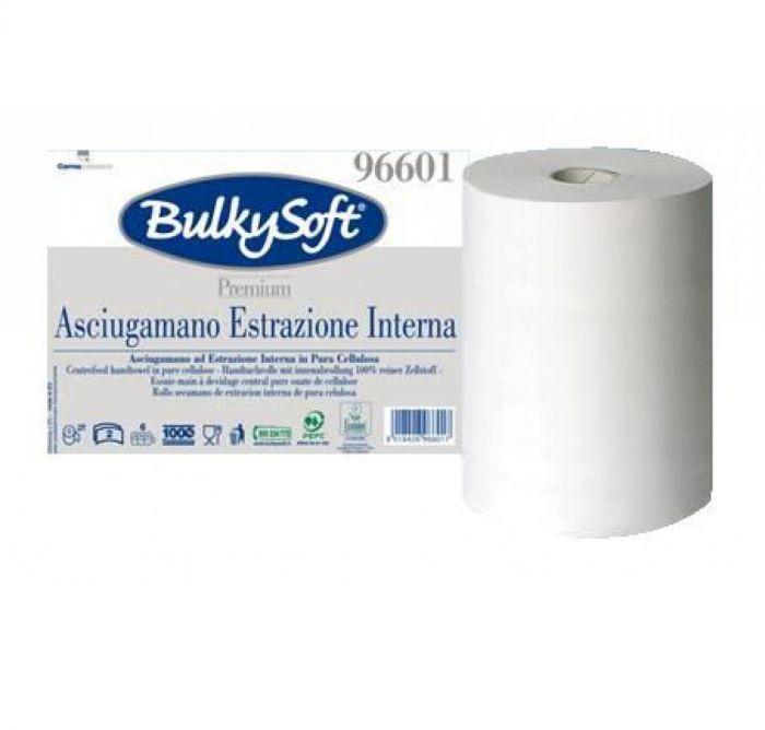 Bulky Soft Premium ręcznik centralnego dozowania mini